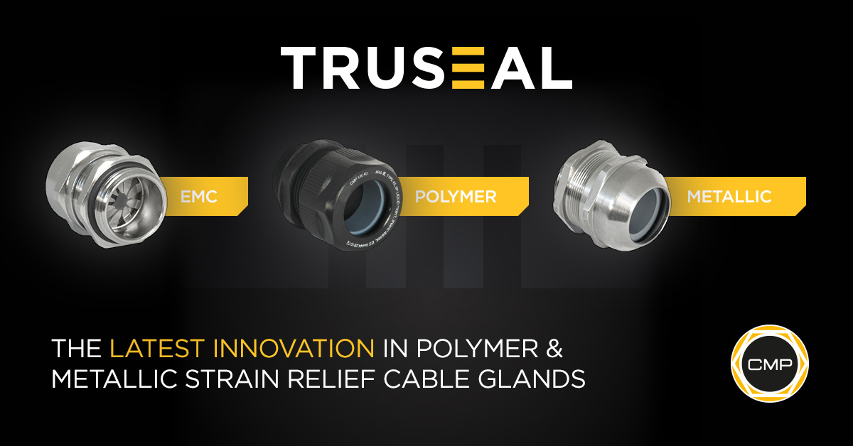 Truseal - The Truth shall soon be revealed... Join us at Hannover Messe, Hall 13 Stand B92