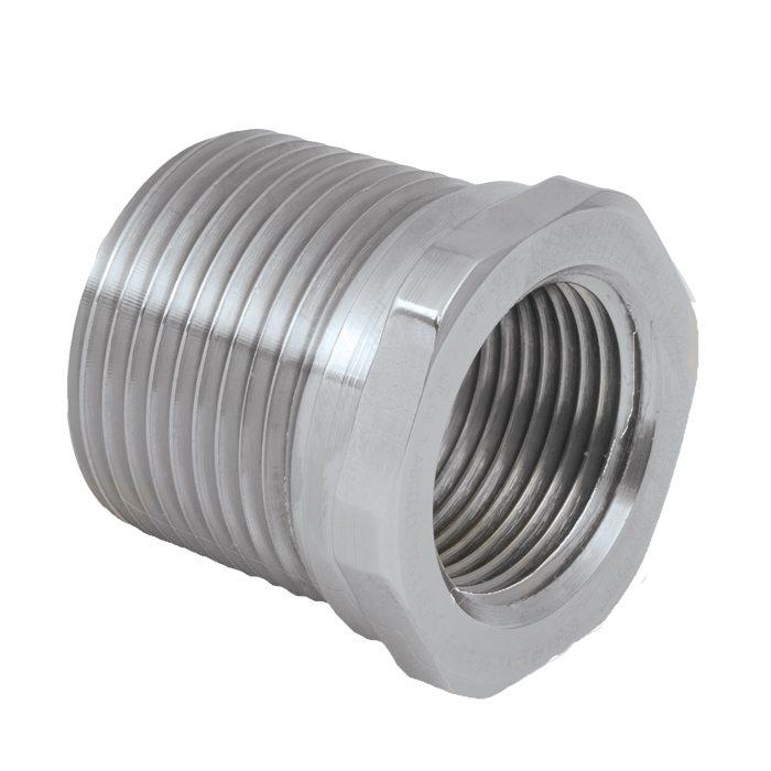 Material Brass Locknut Brass M16 X 1.5mm 100//Pack Locknut Plating Nickel Thickness 1.5mm Metric M16 Thread Size