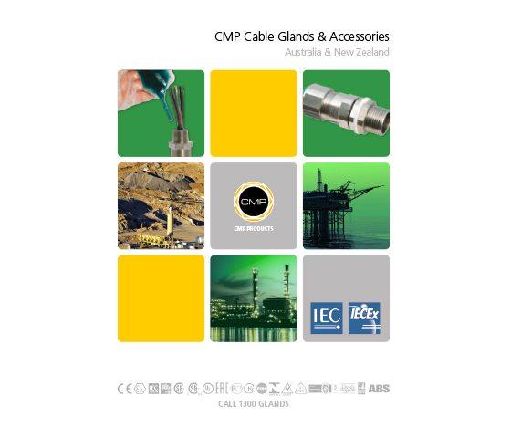 CMP Australian Cable Gland Range Catalogue