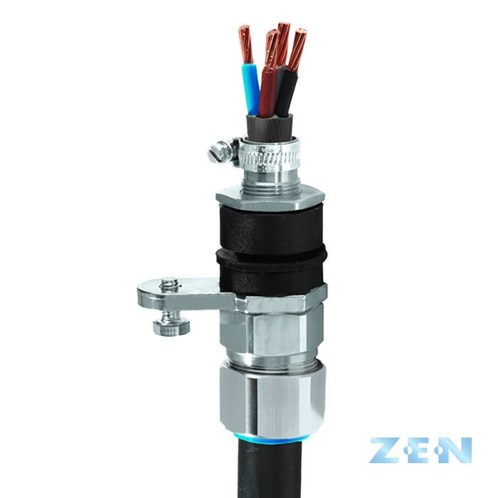B327 | Insulated Cable Gland - CMP Products Limited