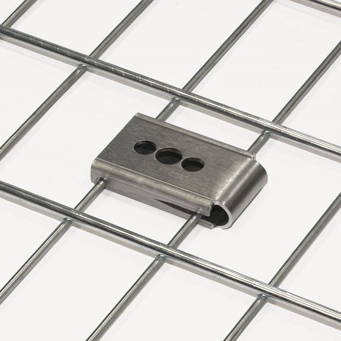 Wire Mesh Cable Tray / Basket Clips - CMP Products Limited