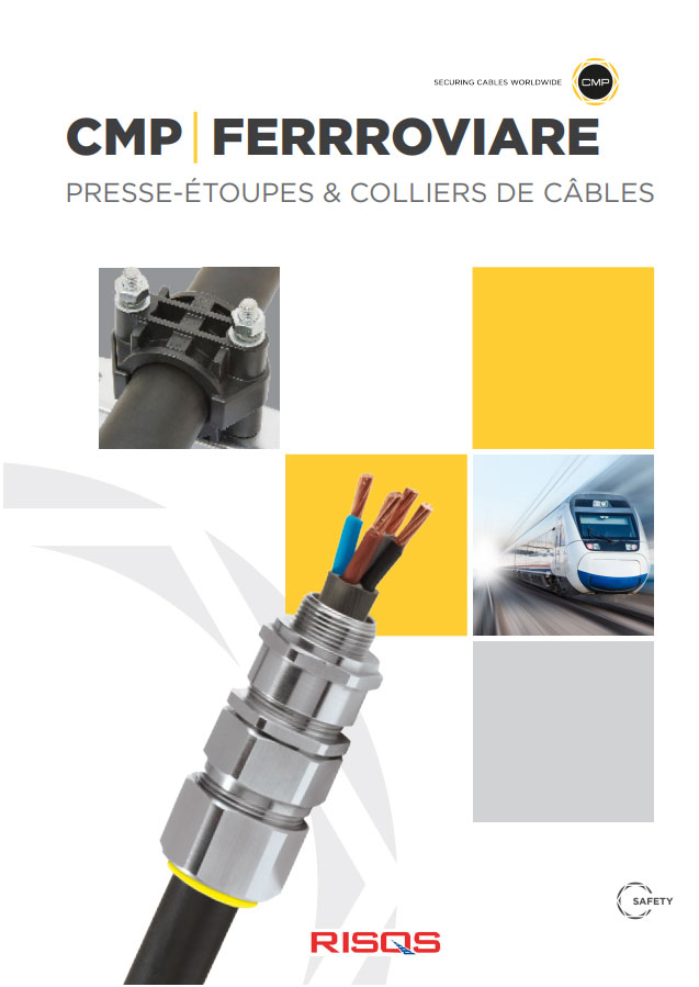 CMP Products Rail Brochure (French)