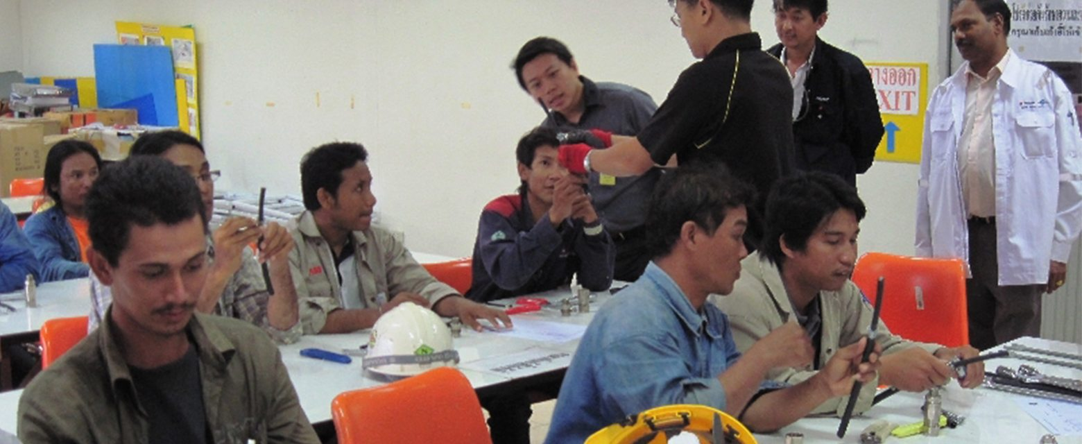 CMP Customer Cable Gland Training