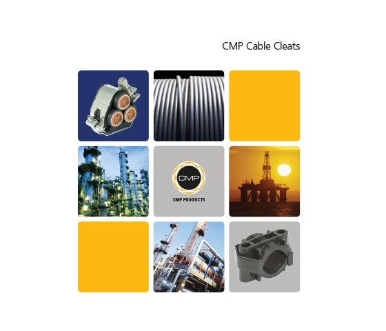 CMP Cable Cleat Catalogue