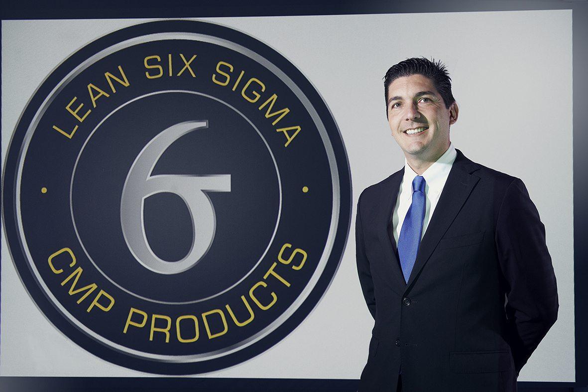 CMP Lean Six Sigma Quality Drive