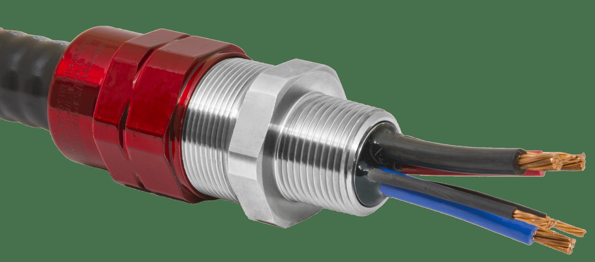 TMC2X Hazardous Barrier Cable Gland