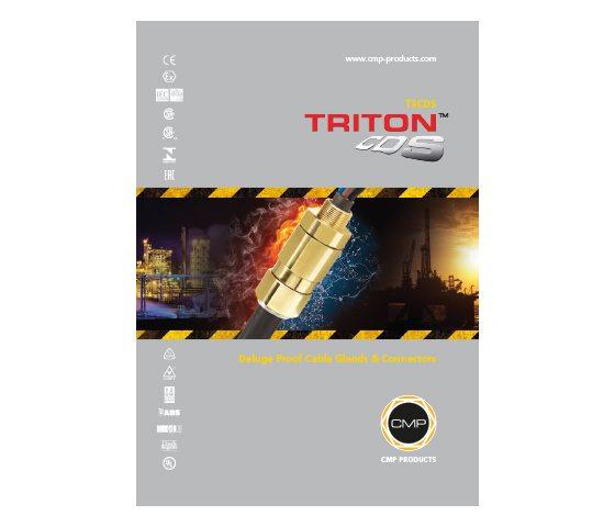 CMP Triton Cable Gland Catalogue