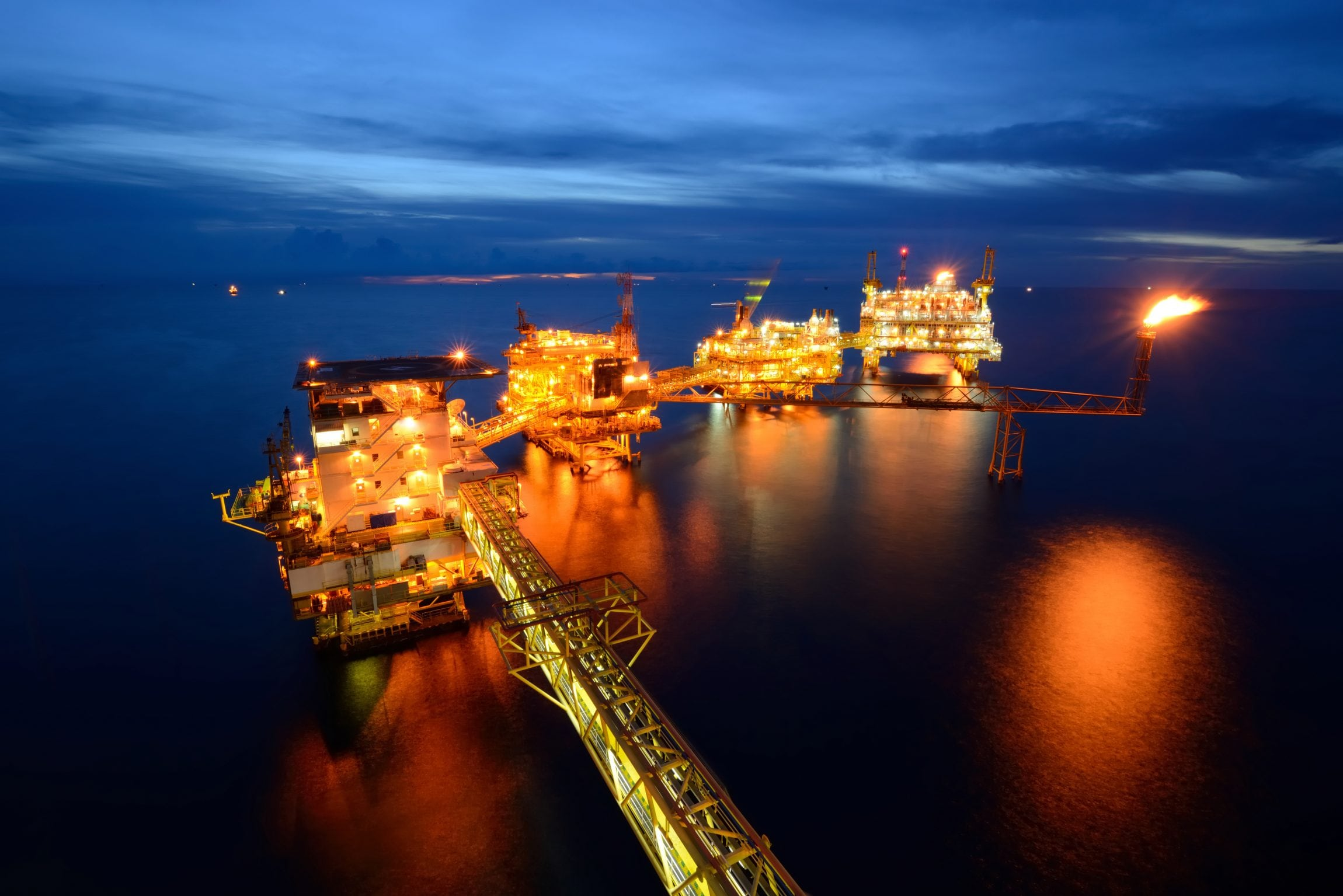Oil and Gas Industry Image